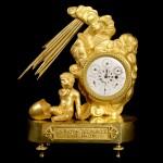 Excepcional reloj Directorio. 1800